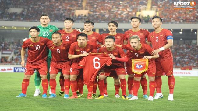 Tuyển Việt Nam tăng hạng, xếp thứ 93 trên BXH FIFA dù không thi đấu - Ảnh 2