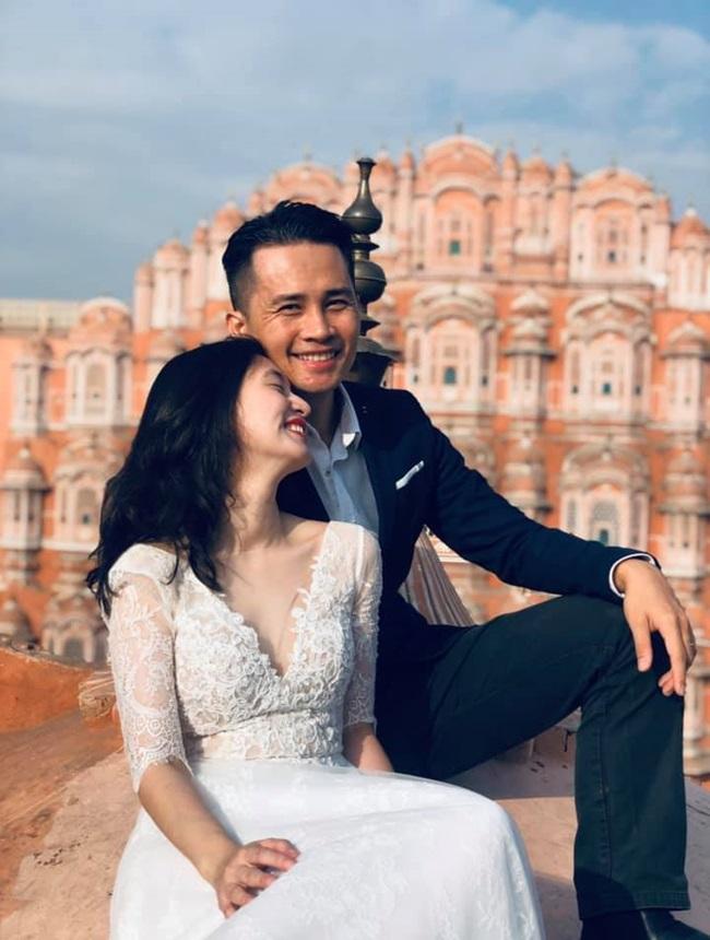 """Đam mê xê dịch, cặp đôi """"đi khắp thế gian"""" chụp ảnh cưới đẹp như mơ  - Ảnh 4"""