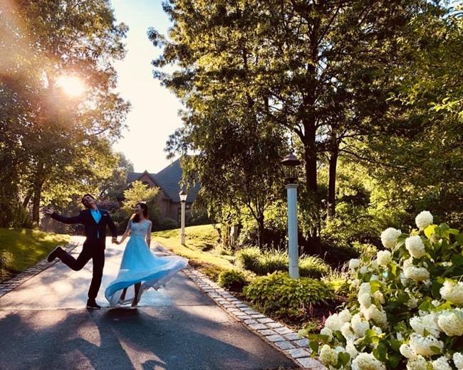"""Đam mê xê dịch, cặp đôi """"đi khắp thế gian"""" chụp ảnh cưới đẹp như mơ  - Ảnh 2"""
