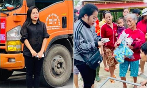 Vợ giấu chồng rút 1,5 tỷ cứu trợ miền Trung gây xôn xao cộng đồng mạng - Ảnh 1