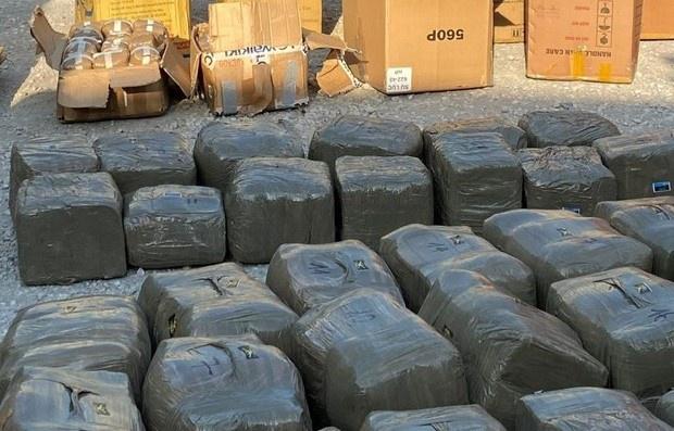 665kg ma túy trong container, vận chuyển trái phép qua cảng Hải Phòng  - Ảnh 1