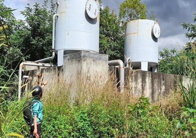Đắk Nông: Công trình cấp nước 10 tỷ đồng chỉ hoạt động 6 tháng - Ảnh 1