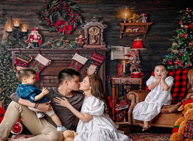 """Mỹ nhân đẹp nhất Philippines khoe ảnh Giáng sinh, dân mạng xuýt xoa nhan sắc của đại gia đình """"cực phẩm"""" - Ảnh 6"""