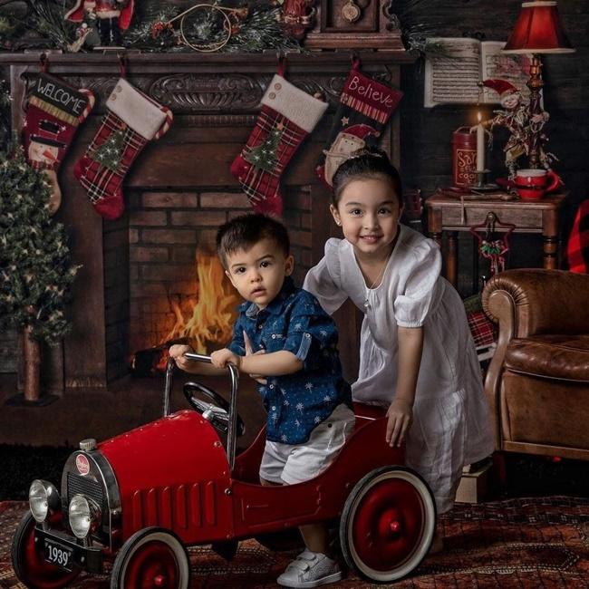 """Mỹ nhân đẹp nhất Philippines khoe ảnh Giáng sinh, dân mạng xuýt xoa nhan sắc của đại gia đình """"cực phẩm"""" - Ảnh 2"""