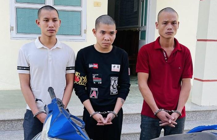 """Chân dung 3 nghi can bắt cóc """"con nợ"""", tống tiền gấp 10 lần - Ảnh 1"""