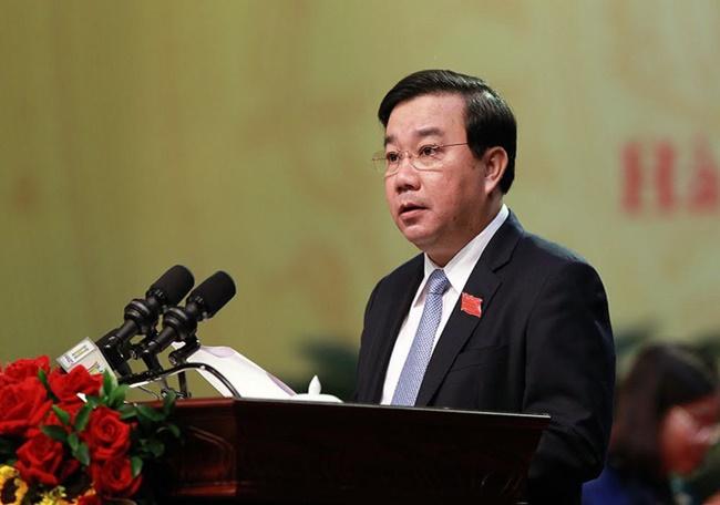 Chân dung 5 tân Phó Chủ tịch UBND thành phố Hà Nội vừa được bầu - Ảnh 2