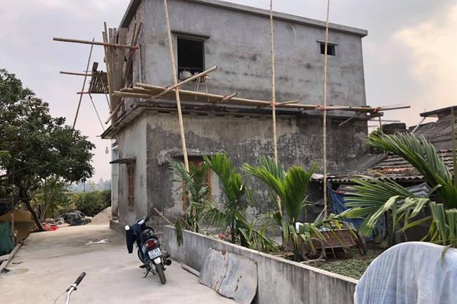 Thái Bình: Sập giàn giáo khi đang thi công nhà dân, 3 thợ xây tử vong - Ảnh 1