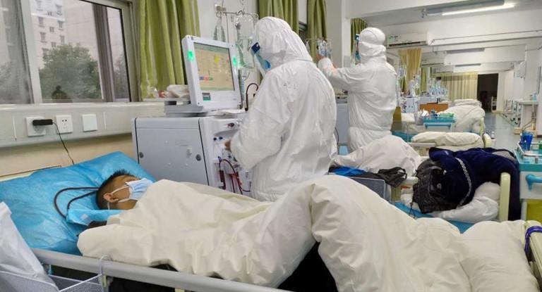 Tình hình điều trị 2 ca nặng BN161 và BN19 - Ảnh 2