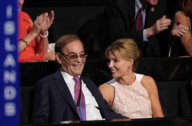 Độ giàu có của ông trùm sòng bạc, thân thiết với Tổng thống Trump - Ảnh 4