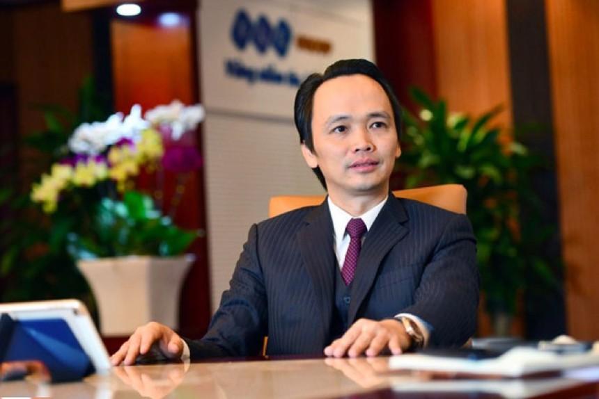 Vì sao ông Trịnh Văn Quyết từ chức chủ tịch FLC Faros? - Ảnh 1