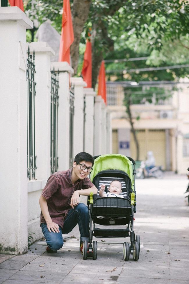 """Hành trình """"học làm cha"""" của nam MC nổi tiếng, tiết lộ bí quyết nuôi con không áp lực khiến ai cũng trầm trồ - Ảnh 2"""