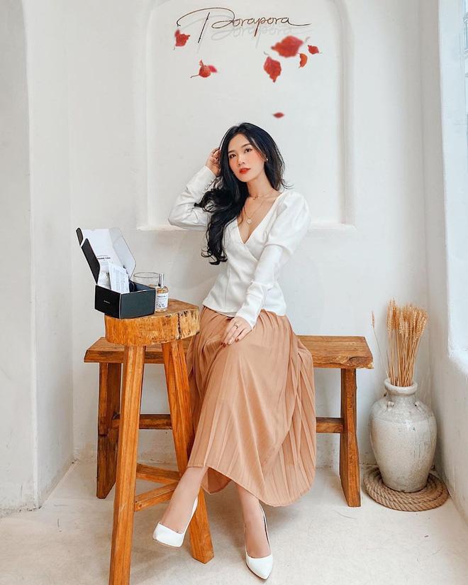 """Hot girl nào được báo Trung khen hết lời, ví von """"Việt Nam là nơi mỹ nữ nhiều như mây trên trời""""? - Ảnh 4"""