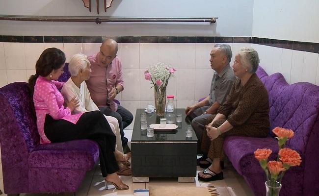 Khi nghệ sĩ Quốc Thuận, Thuý Nga, Cát Tường trở thành cầu nối cho tình thân gia đình - Ảnh 2
