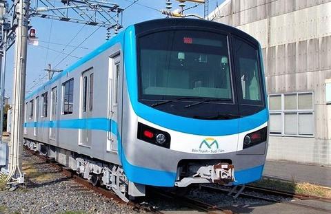 Đoàn tàu metro số 1 Bến Thành - Suối Tiên sẽ về Việt Nam trong năm nay - Ảnh 1