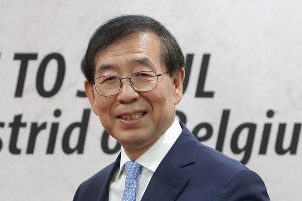 Thị trưởng Seoul tử vong gần nơi phát tín hiệu điện thoại sau nhiều giờ mất tích - Ảnh 1