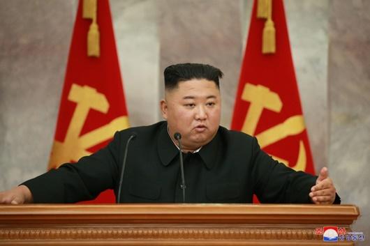 Ông Kim Jong-un chủ trì cuộc họp Quân ủy Trung ương  - Ảnh 1