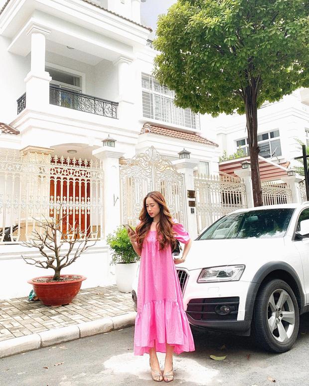 """Mina Nguyễn không dám nhận là """"rich kid"""" nhưng ở lâu đài, đồ hiệu đầy tủ - Ảnh 3"""