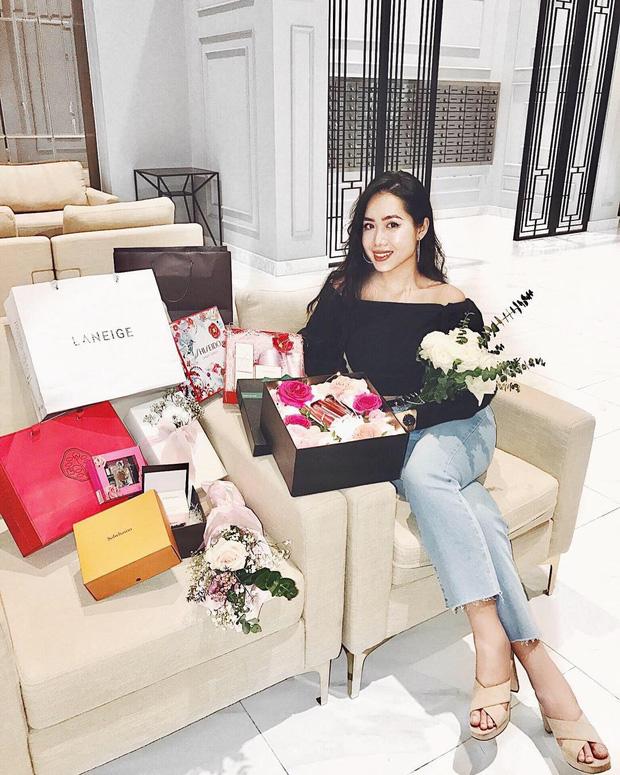"""Mina Nguyễn không dám nhận là """"rich kid"""" nhưng ở lâu đài, đồ hiệu đầy tủ - Ảnh 5"""