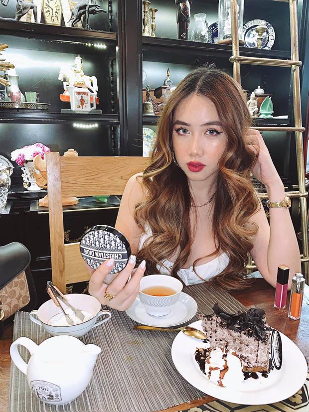 """Mina Nguyễn không dám nhận là """"rich kid"""" nhưng ở lâu đài, đồ hiệu đầy tủ - Ảnh 6"""