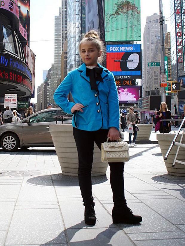 """Hoa hậu nhí xinh đẹp nhất nước Mỹ thành triệu phú năm 6 tuổi, càng lớn càng giàu """"kếch xù"""" - Ảnh 4"""