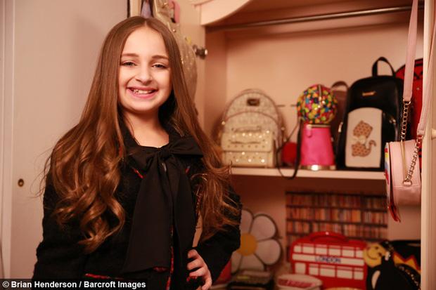 """Hoa hậu nhí xinh đẹp nhất nước Mỹ thành triệu phú năm 6 tuổi, càng lớn càng giàu """"kếch xù"""" - Ảnh 5"""