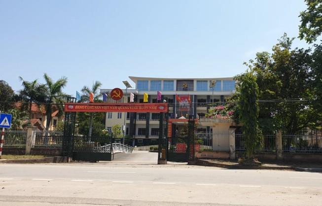 Thanh Hóa: Để nợ 52 tỷ đồng, nhiều cán bộ huyện Yên Định bị cách chức  - Ảnh 1