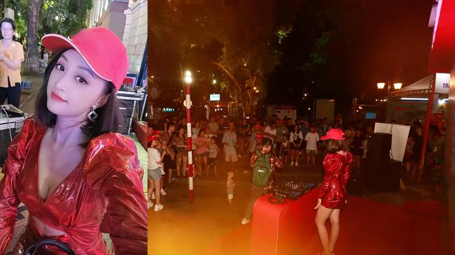 Tin tức đời sống mới nhất ngày 5/7/2020: Nữ DJ nóng bỏng khiến hàng nghìn người vây kín phố đi bộ xem nhạc - Ảnh 1