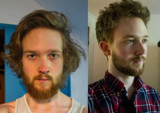 Những màn xuống tóc đỉnh cao, chứng minh chọn đúng kiểu tóc ai cũng hóa nam thần, nhan sắc thăng hạng - Ảnh 3