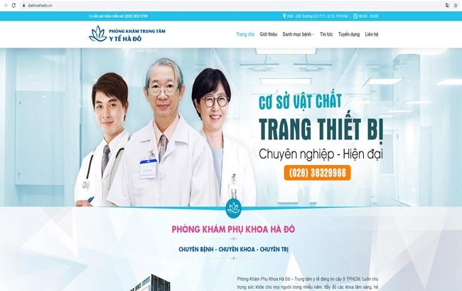 Công ty TNHH Trung tâm Y tế Hà Đô bị xử phạt 63 triệu đồng vì hàng loạt vi phạm - Ảnh 2