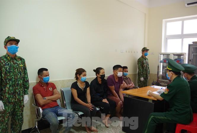 Lạng Sơn: Bắt giữ 6 đối tượng nhập cảnh trái phép - Ảnh 1