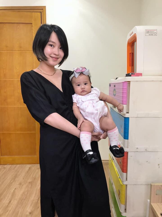"""Cựu hotgirl Mi Vân """"đánh bay"""" hơn 20kg sau sinh, lấy lại nhan sắc gây """"sát thương"""" cao - Ảnh 2"""
