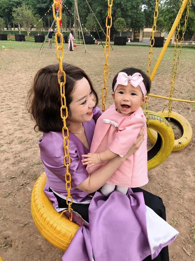 """Cựu hotgirl Mi Vân """"đánh bay"""" hơn 20kg sau sinh, lấy lại nhan sắc gây """"sát thương"""" cao - Ảnh 3"""