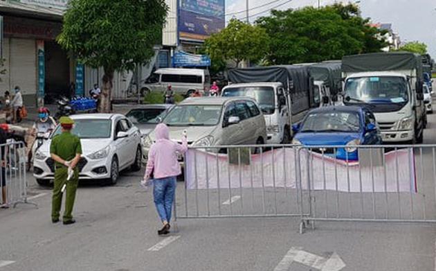 Phạt sinh viên quê Hải Dương trốn cách ly lên Hà Nội để làm bài tập - Ảnh 1