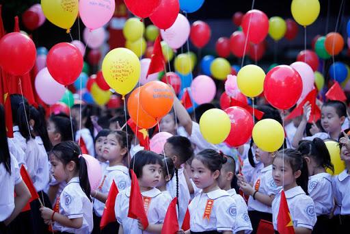 Hà Nội: Tất cả trường học khai giảng trực tiếp ngày 5/9, kéo dài không quá 45 phút - Ảnh 1