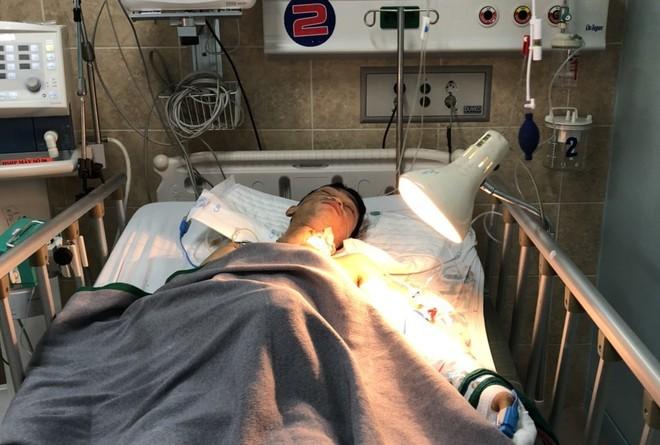 Vụ nam thanh niên bị chém lìa tay ở Đồng Nai: Công an công bố nguyên nhân, tiết lộ tình tiết gay cấn  - Ảnh 1