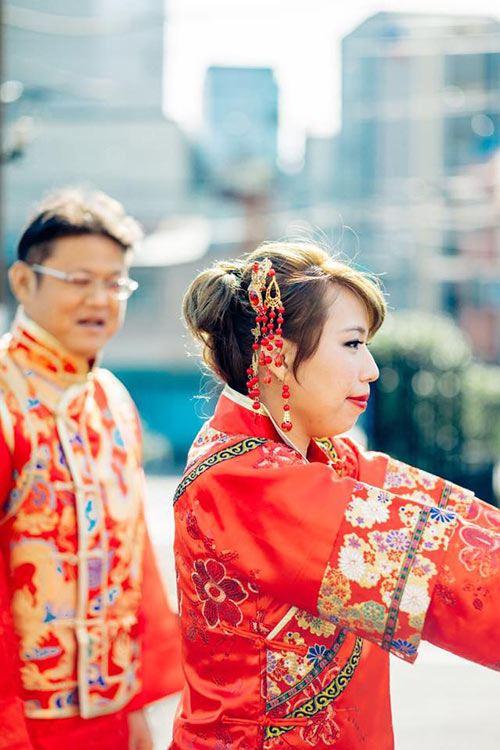 """Cặp đôi chơi sang, chụp ảnh cưới ở nước ngoài nhưng nhận về """"thảm họa"""", ai xem cũng ngán ngẩm - Ảnh 2"""