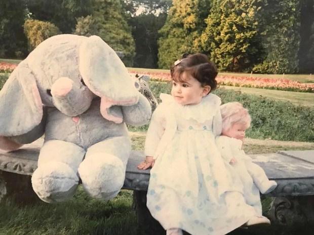 Công chúa Dubai khi bé đẹp như thiên thần, trưởng thành với ngoại hình sáng chói, quyến rũ tuyệt vời - Ảnh 1