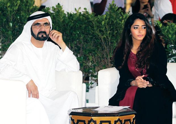 Công chúa Dubai khi bé đẹp như thiên thần, trưởng thành với ngoại hình sáng chói, quyến rũ tuyệt vời - Ảnh 8