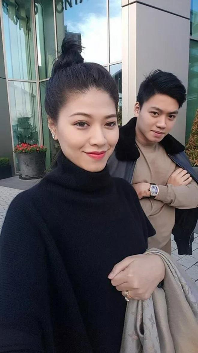 """Em trai BTV Ngọc Trinh: Thiếu gia """"ngập"""" trong hàng hiệu, hẹn hò với loạt bóng hồng showbiz - Ảnh 2"""