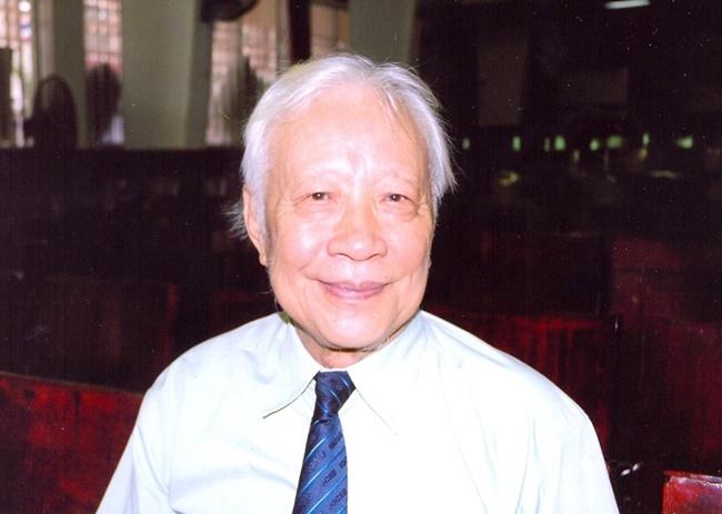 Giáo sư toán học Đặng Đình Áng qua đời, hưởng thọ 94 tuổi  - Ảnh 1