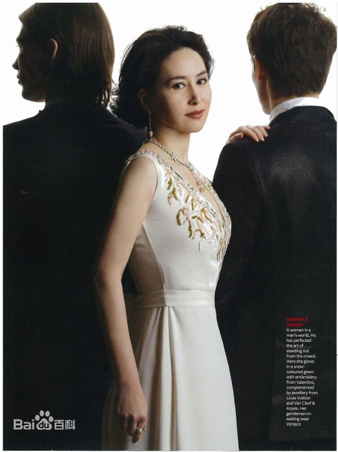 """""""Ái nữ mệnh phú quý"""" của vua sòng bài Macau: Kiều diễm từ bé đến lớn, đẹp không khác mỹ nhân TVB - Ảnh 4"""