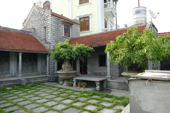 Ninh Bình: Ngôi nhà đá xanh gần 100 năm tuổi, gia chủ từ chối bán chục tỷ đồng vì lý do không ngờ - Ảnh 1