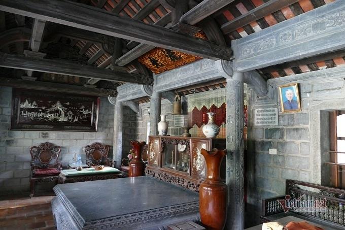 Ninh Bình: Ngôi nhà đá xanh gần 100 năm tuổi, gia chủ từ chối bán chục tỷ đồng vì lý do không ngờ - Ảnh 6