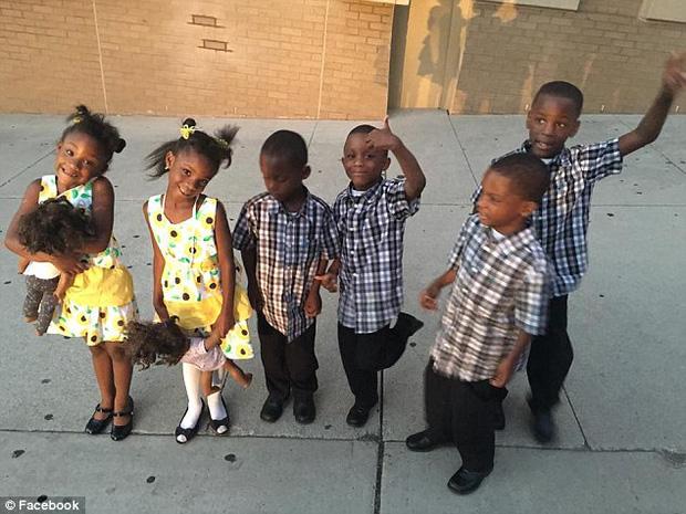 """Bà mẹ sinh 6 khiến cả nước Mỹ ngỡ ngàng, ước """"3 đầu 6 tay"""" để chăm sóc con - Ảnh 5"""