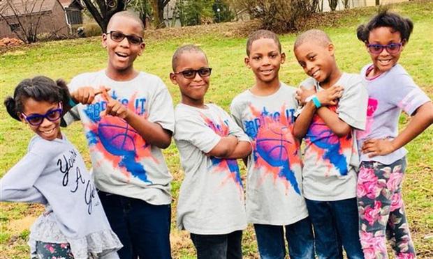 """Bà mẹ sinh 6 khiến cả nước Mỹ ngỡ ngàng, ước """"3 đầu 6 tay"""" để chăm sóc con - Ảnh 8"""