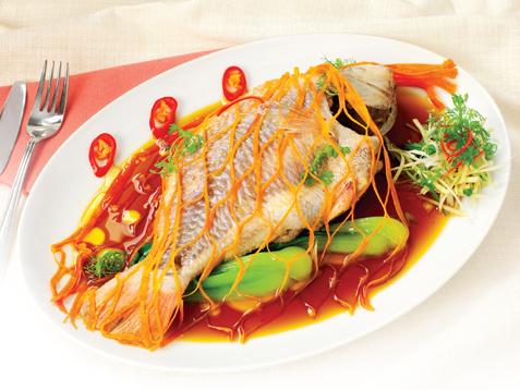 Ướp gia vị khi hấp cá phải cho thứ này để cá thơm ngọt, không bị tanh - Ảnh 2