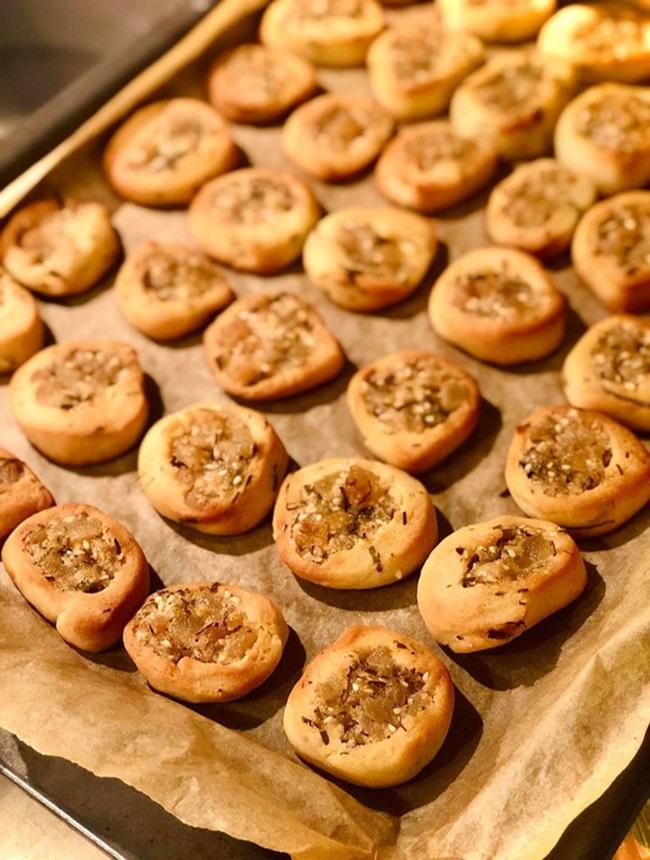 Công thức làm bánh chả thơm ngon, nhâm nhi ngày thu mát mẻ - Ảnh 3