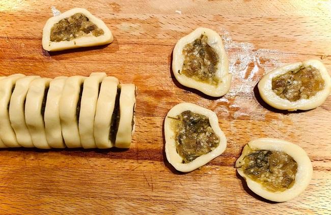 Công thức làm bánh chả thơm ngon, nhâm nhi ngày thu mát mẻ - Ảnh 1