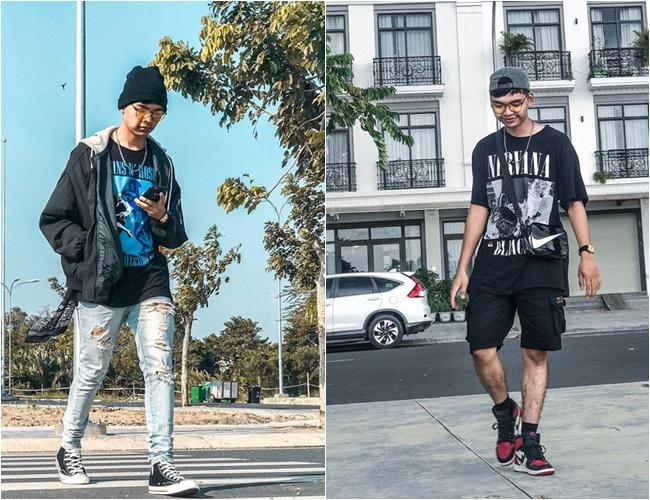 """Thanh niên dành tiền bốc vác suốt 2 năm để sắm giày hiệu, dân mạng soi điểm """"giả tạo"""" - Ảnh 2"""