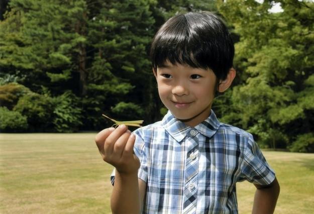 """Hoàng tử bé Hisahito, """"chân mệnh thiên tử"""" Nhật Bản mới sinh ra đã gánh tương lai hoàng gia - Ảnh 3"""